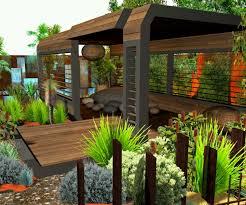 homes gardens garden ideas home and design house flower beautiful slope backyard