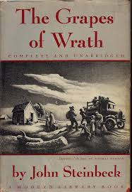 grapes of wrath themes and symbols symbolism and the character of jim casy in the novel the grapes of