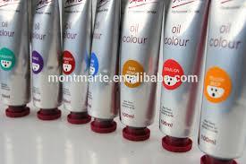 mont marte oil paint 100mls red ochre buy mont marte oil based