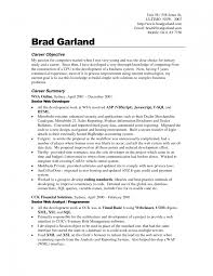 Best Resume Profile Summary by Resume Objective Examples How To Write A For Waitre Splixioo