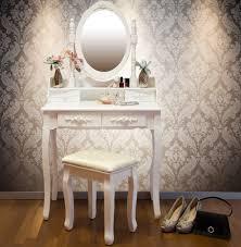 Dressing Table Sets Vintage Ikayaa Us Stock Vintage Vanity Dressing Table Set Make Up Dressing