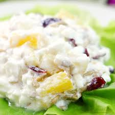 Cottage Cheese Recipes Healthy by Pineapple Cottage Cheese Salad Love Bakes Good Cakes