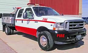 2004 Ford F350 Truck Bed - 2004 ford f 350 v 10 crew cab brush truck used truck details