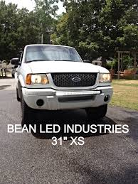 Extreme Led Light Bar by A Ford Ranger With A 31