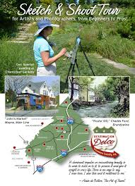 Delaware traveler magazine images Destination delaware county sketch and shoot tour jpg