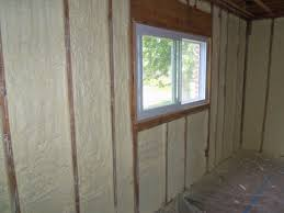 Spray Foam Insulation For Basement Walls by Green Space Construction St Louis Mo Spray Foam Insulation