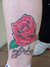 rose tattoo rose tattoo design heart and rose tattoos