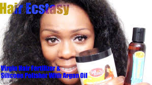 my natural hair update virgin hair fertilizer shining polisher