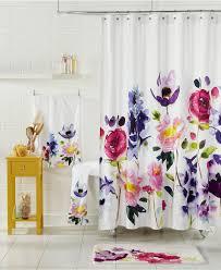 Bed Bath And Beyond Tree Shower Curtain Bluebellgray Taransay Shower Curtain Bathroom Accessories Bath