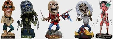 collectibles review iron maiden eddie headknockers the