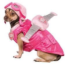 Ebay Halloween Costume Rubies Paw Patrol Skye Dog Pet Helicopter Flying Pink Halloween