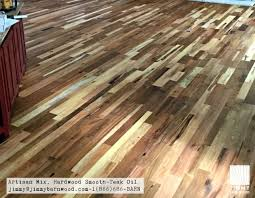 salvaged wood ready to install reclaimed wood flooring artisan mix smooth face