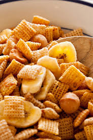 tropical chex mix yellow bliss road