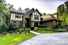 English Tudor Home Custom Built English Tudor House For Sale Anne Arundel County Md