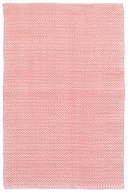 Durable Outdoor Rug Petit Dusty Pink Ivory Indoor Outdoor Rug A S