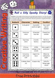 roll a silly spooky story playdough to plato