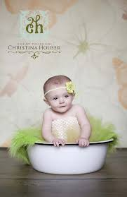 Baby Bathtub Prop Lime Green Mongolian Faux Fur Photography Prop Rug Newborn Baby