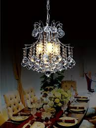 crystal mini pendant lighting kitchen island lighting fixtures