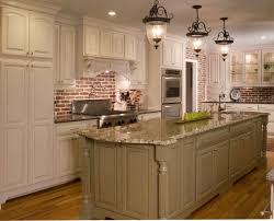 kitchen ideas stone kitchen backsplash thin brick veneer modern