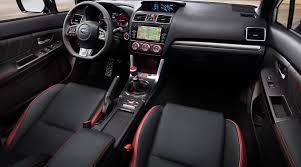 subaru crosstrek interior 2018 2018 subaru wrx sti limited premium msrp price interior mpg