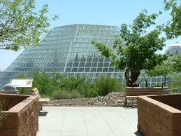 rv travel to biosphere 2 in oracle arizona this is one of the
