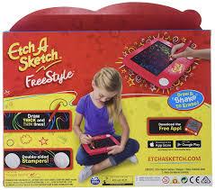 amazon com etch a sketch freestyle toy toys u0026 games