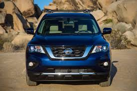 nissan pathfinder 2017 2017 nissan pathfinder seven things to know automobile magazine