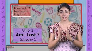english standard 7 semester 2 chapter 1 am i lost episode 1 youtube
