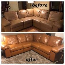 Can You Dye Leather Sofas Cognac Color Leather Furniture Dye Reviews And Pictures