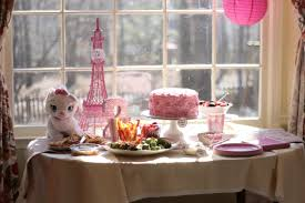 Eiffel Tower Party Decorations Abby U0027s Aristocats Birthday Party