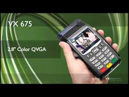 Verifone Help Desk Phone Number Verifone Vx675 Youtube