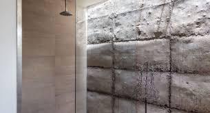 shower olympus digital camera concrete shower floor