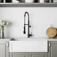 what size sink for 33 base cabinet vigo 33 inch single bowl matte crown reversible apron
