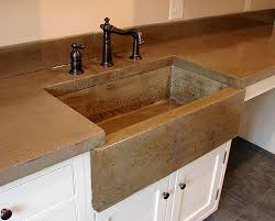 how to build a concrete sink wet casting an apron front sink without the corner cracks concrete