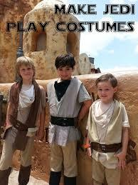make wars jedi play costumes starwars jedi costume