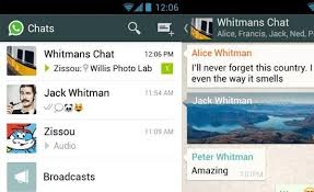 version of whatsapp for android apk free apk version of whatsapp messenger for android
