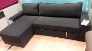 Sofa Bed Dimensions Karlstad Sofa Bed Slipcover Isunda Gray U2022 Sofa Bed