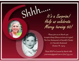 Birthday Invitation Card Sample Wording Designs 60th Birthday Invitation Wording