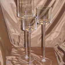 best glass candle holder centerpieces products on wanelo