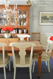 Distressed Dining Room Chairs How To Distress Annie Sloan Chalk Paint Tutorial And My Dining