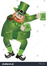vector illustration st patricks day irish stock vector 128146763