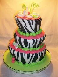 58 best cakes animal print images on pinterest animal print