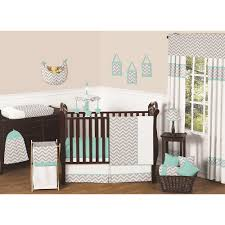 Blue And Green Crib Bedding Sets Fresh Ideas Sweet Jojo Crib Bedding Home Inspirations Design