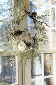 Kitchen Window Christmas Decorations by 1099 Best Christmas Decorating Ideas Images On Pinterest Merry