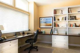Built In Office Desk Awesome Built In Office Desk Wallpapers Lobaedesign