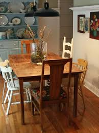Painted Kitchen Tables And Chairs by 182 Best Dining Room Tables Images On Pinterest Dining Room