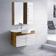 Bathroom Cabinets Mirrored Wooden Mirrored Bathroom Cabinets Manufacturer Wholesale Soild