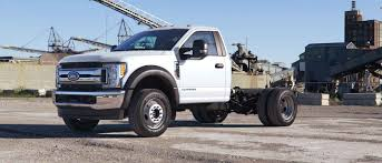 homemade truck cab 2018 ford super duty chassis cab truck upfit it bigger load