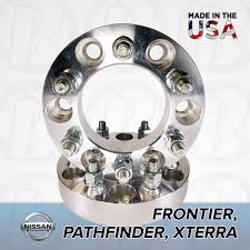 nissan pathfinder bolt pattern 6x4 5 nissan to 6x5 5 wheel adapters 1 spacers tss 6450 6550a