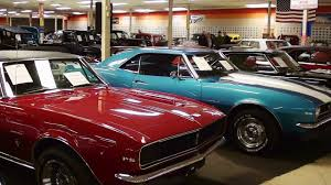 Affordable Classic Cars - showroom tour gateway classic cars youtube
